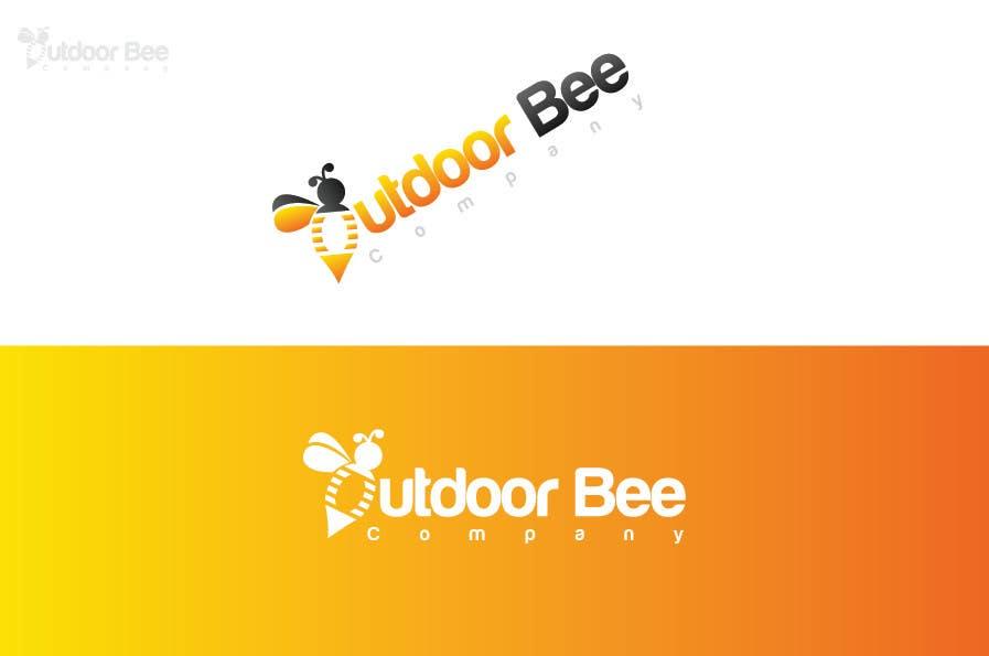 Konkurrenceindlæg #                                        91                                      for                                         Design a Logo for Bee Company