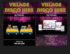 #21 for Village disco hire af savitamane212