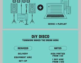 #29 for Village disco hire af tatisan