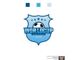 #3 for Design a logo for a Football (Soccer) World Cup tournament/competition by designfreakz