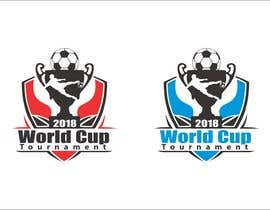 #15 for Design a logo for a Football (Soccer) World Cup tournament/competition by yassertag