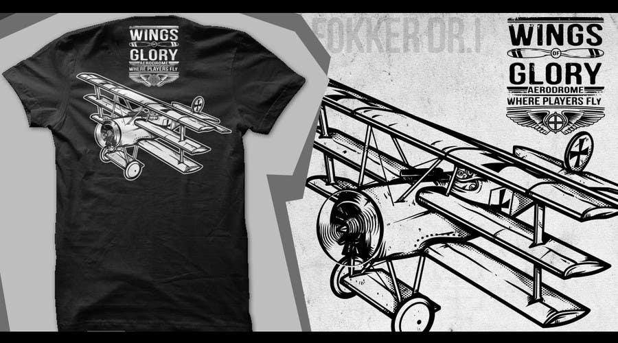 """Intrarea #27 pentru concursul """"Wings of Glory"""""""