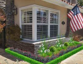 Nro 15 kilpailuun Front of house landscape rendering käyttäjältä brahmaputra7