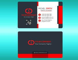 #101 for Business Card Design by Rimon04