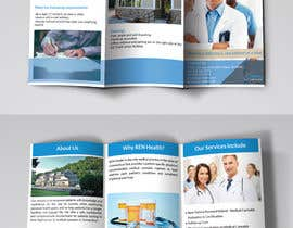 #39 สำหรับ Design a Creative Tri-Fold Brochure and a Folder for the Medical Practice โดย masumbinsharif
