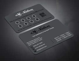 nº 153 pour Business card design par tanveermh