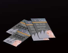 nº 198 pour Business card design par lovezah30