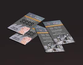 nº 199 pour Business card design par lovezah30