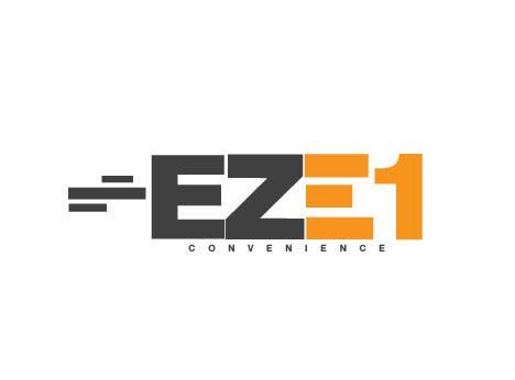 Penyertaan Peraduan #209 untuk Logo Design for EZE1 (EZE1 Convenience)