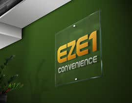 #238 for Logo Design for EZE1 (EZE1 Convenience) af patil1987