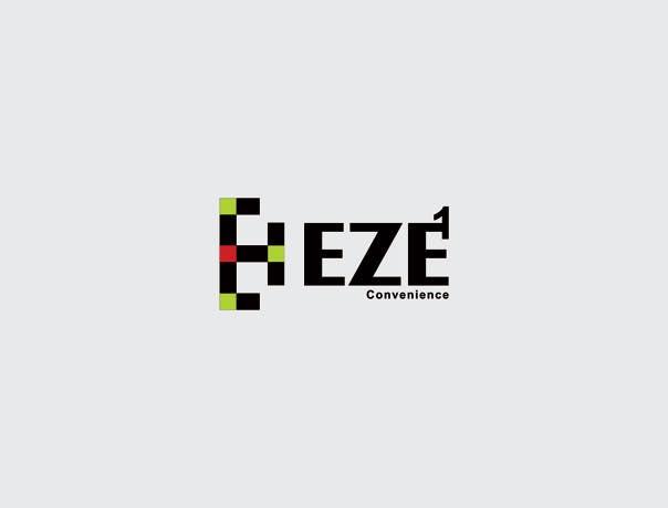 Penyertaan Peraduan #153 untuk Logo Design for EZE1 (EZE1 Convenience)