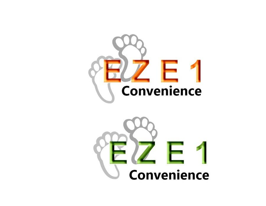 #235 for Logo Design for EZE1 (EZE1 Convenience) by tklessin
