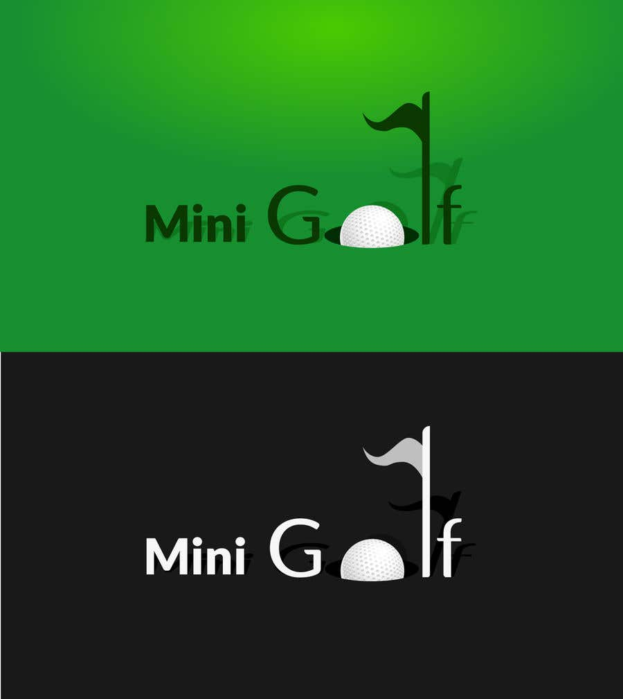 Entry 49 By Anditservices For Design A Logo For A Upcoming Casual Mini Golf Game Freelancer