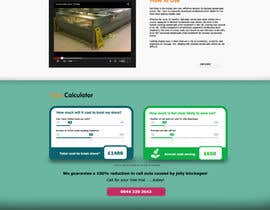 #12 untuk Design New Website - Design only oleh senchivw