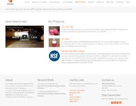 #20 untuk Design New Website - Design only oleh icaninfosoft