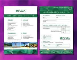 #10 para Design a Brochure for PVMA por orspalma