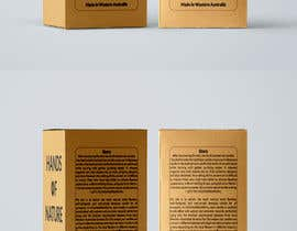 #44 for Candle Packaging design by KaaziTahasin