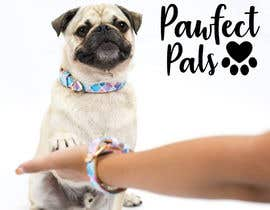 #3 for Can you add our Pawfect Pals logo attached on picture.  In a bigger text:  Mother's Day Sale Get a free lead when you buy any collar and bracelet set!  In a smaller text: This offer is available until the 11th of May 2018. To help us make sure you get you by dhananjayspg