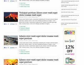 nº 24 pour Website Design for Disaster.Com par nhany