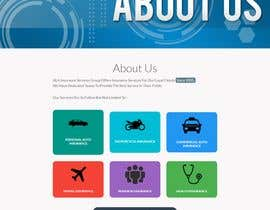 #50 for BUILD A WEBSITE ... by mihrana94