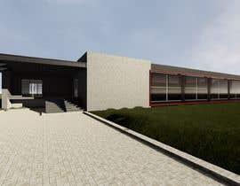 #12 para Exterior building design por lucasvictor06