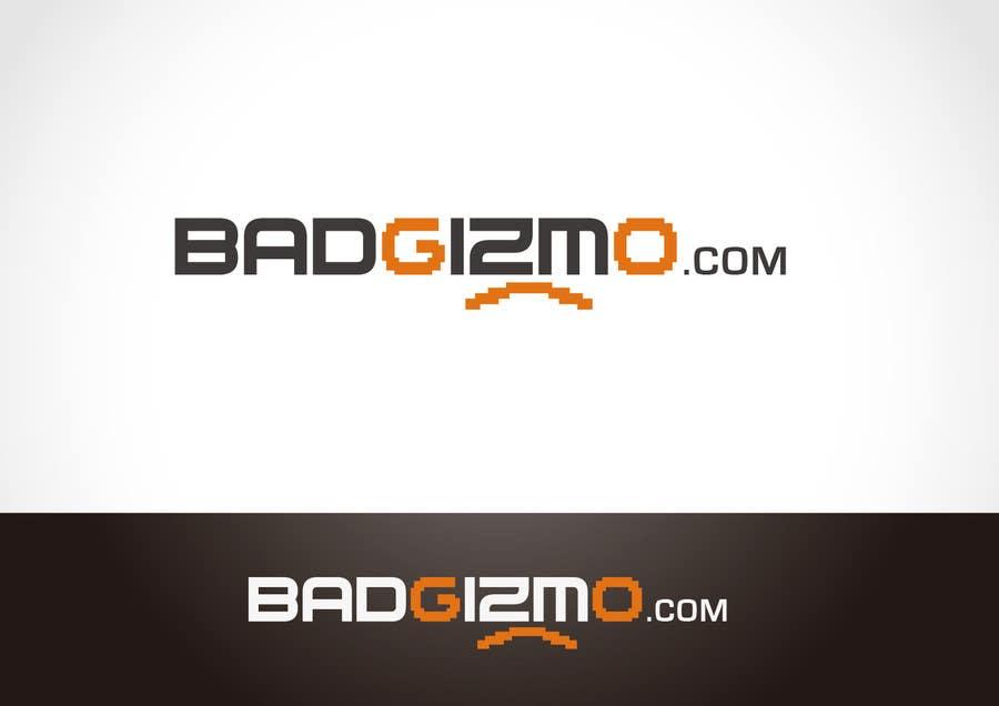 Contest Entry #                                        60                                      for                                         Logo Design for BadGizmo