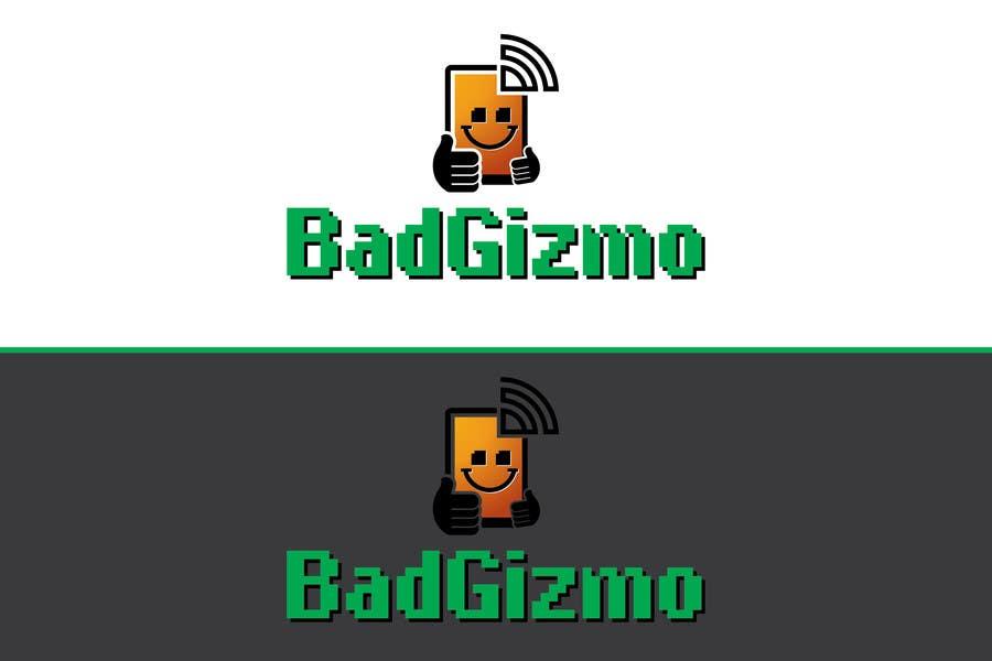Contest Entry #                                        30                                      for                                         Logo Design for BadGizmo