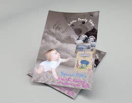 #3 for leaflet design - online retail baby clothes by Anojka