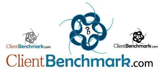Inscrição nº                                         132                                      do Concurso para                                         Logo Design for clientbenchmark.com