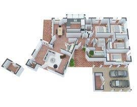 #3 for dwg to 3d plan by nguyenphuonghali