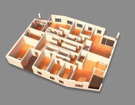 #16 for dwg to 3d plan by ciusradu