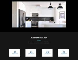 #2 for Website for a Modular Kitchen Design Company by SaraFawzi