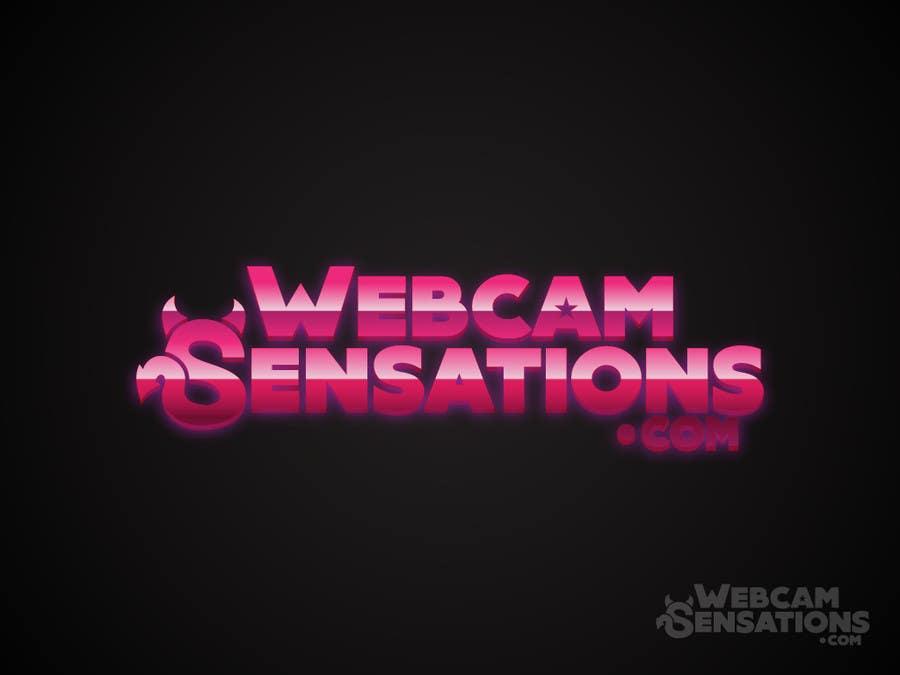 Bài tham dự cuộc thi #                                        319                                      cho                                         Logo Design for Webcam Sensations