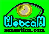 Bài tham dự #271 về Graphic Design cho cuộc thi Logo Design for Webcam Sensations