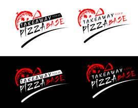 #62 para Pizza Takeaway Logo por Nishat1994