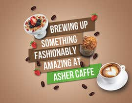 #13 untuk Artistic Contemporary Coll Coffee SHop Needs Stellar ADverstiments oleh pixelmanager