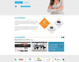 #10 cho Design a Website Mockup for Digital Agency Website bởi obizzy