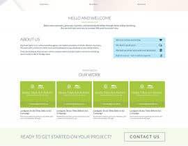 #17 cho Design a Website Mockup for Digital Agency Website bởi AustralDesign
