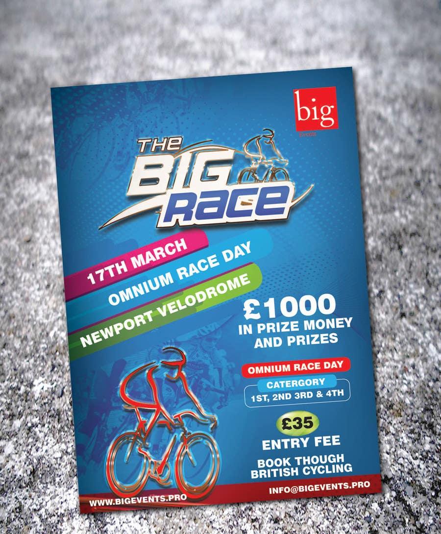 Inscrição nº 43 do Concurso para Advertisement Design for BIG Events