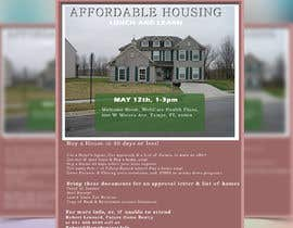 #8 per Flyer for Buy a house quick & easy seminar da MDMOHSIN96
