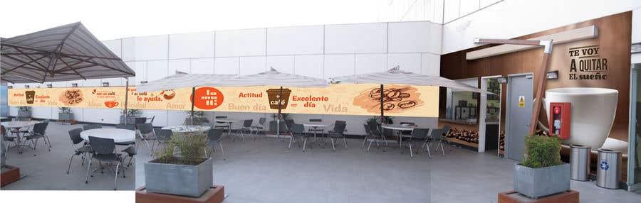 Entry 76 By Lauralopezu For Diseño De Murales Para Terraza
