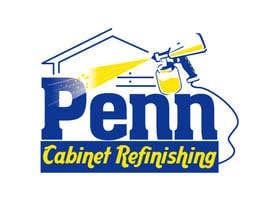 #37 for Penn Cabinet Refinishing Logo by jaywdesign