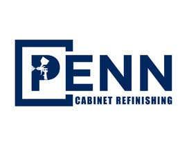#114 for Penn Cabinet Refinishing Logo by BrilliantDesign8