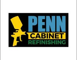 #45 for Penn Cabinet Refinishing Logo by iakabir