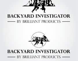 #14 para Logo Design - Backyard Investigator por juanavilar