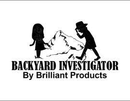 #19 para Logo Design - Backyard Investigator por piter25