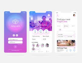 #10 for App UI/UX Design by MMADagencia