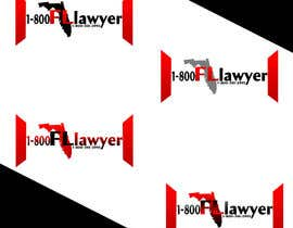 #205 para Logo Design for 1-800FLLawyer por mariamerdjanova