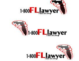 #206 cho Logo Design for 1-800FLLawyer bởi mariamerdjanova