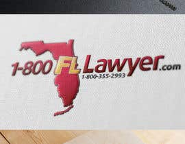 #200 para Logo Design for 1-800FLLawyer por BrunoLobo